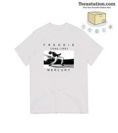 Freddie Mercury In Memoriam 1946 - 1991 T-shirt