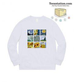 Van Gogh Vincent Van Gogh Sweatshirt