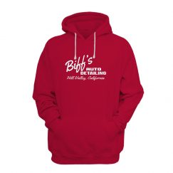 Back To The Future Biff's Auto Detailing Hoodie