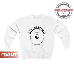 Mac Miller Swimming Yin & Yang Sweatshirt