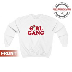 Girl Gang Rose Collection Sweatshirt