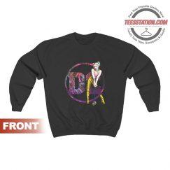 Get It Now Birds of Prey Harley Quinn Sweatshirt