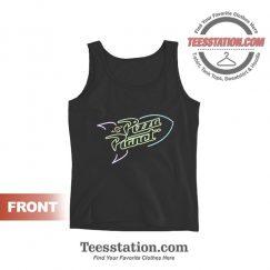 Pizza Planet Logo Tank Tops Cheap Trendy Unisex