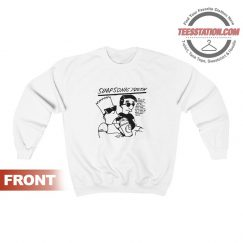 For Sale Simpsonic Youth Sweatshirt For Unisex