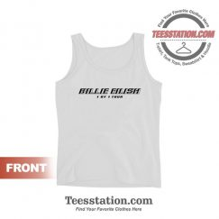 Limited Edition Billie Eilish 1 By 1 Tour Tank Tops