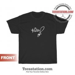 Miley Cyrus Autograph T-Shirt In 2020