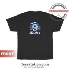 999 Club By Juice Wrld Lightning T-Shirt