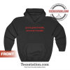 Get In Good Trouble Necessary Trouble Hoodie