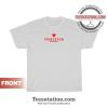 Princeton New Jersey Logo T-Shirt