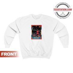 86 Michael Jordan Rookie Card Sweatshirt