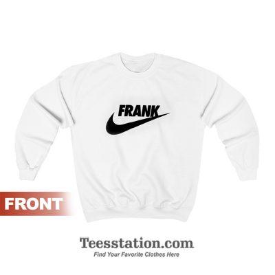 Frank Ocean Swoosh Sweatshirt
