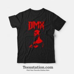 Hip Hop Legends Rap DMX T-Shirt