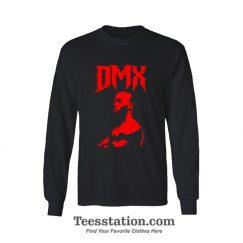 Hip Hop Legends Rap DMX Long Sleeves T-Shirt
