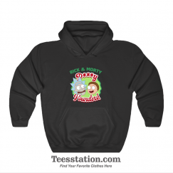 Rick and Morty Pussy Pounders Meme Hoodies