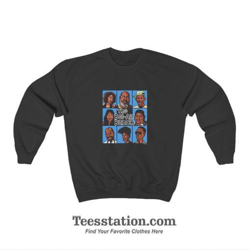 Fresh Prince Of Bel Air Bunch Vintage Sweatshirt