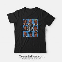 The Bel Air Bunch Fresh Prince Of Bel Air T-Shirt