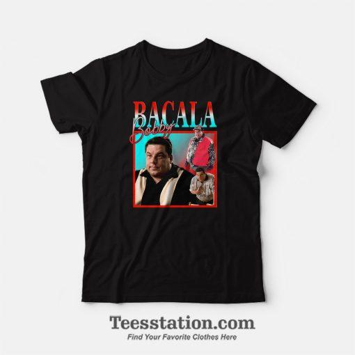 Vintage The Sopranos Bobby Bacala T-Shirt