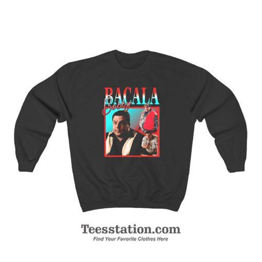 Vintage The Sopranos Bobby Bacala Sweatshirt