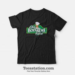 Chef Boyardee Meme Boyarewe Parody Fucked T-Shirt